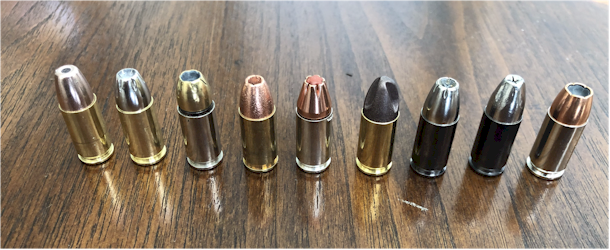 Bullet Designs